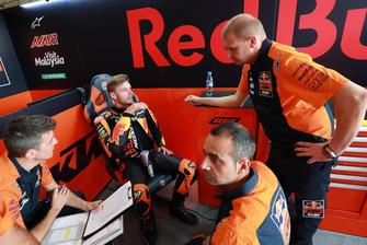 Brad Binder, Red Bull KTM Ajo Aki Ajo, Ajo Motorsport Team Principal