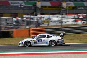 #163 Porsche 997 Cup-S.GTCup: Di Benedetto-Guagliardo