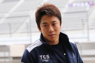 伊沢拓也(TCS NAKAJIMA RACING)