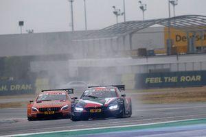Alex Zanardi, BMW Team RMR, BMW M4 DTM, Lucas Auer, Mercedes-AMG Team HWA, Mercedes-AMG C63 DTM