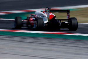 Guanyu Zhou, PREMA Theodore Racing Dallara F317 - Mercedes-Benz