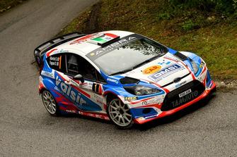 Stefano Albertini, Danilo Fappani, Ford Fiesta WRC