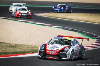 Alessio Rovera, Porsche 911 GT3, arkada Ayhancan Güven, Porsche 911 GT3, Attempto Racing