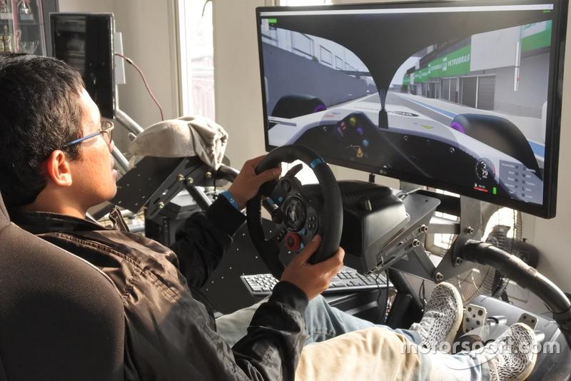 Andika Rama, LMP1 Pro Rig, GT-Sim.ID