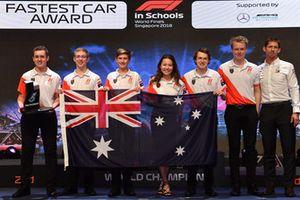 Vincitori del Fastest Car Award