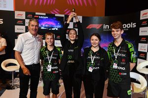 Andrew Denford, Finales mundiales de F1 en las escuelas