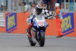Racewinnaar Jorge Lorenzo, Yamaha Factory Racing