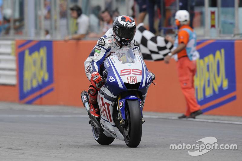 17º- GP de San Marino 2011, Yamaha