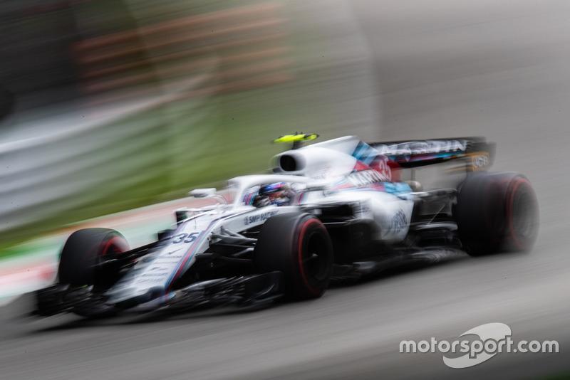 Siergiej Sirotkin, Williams FW41