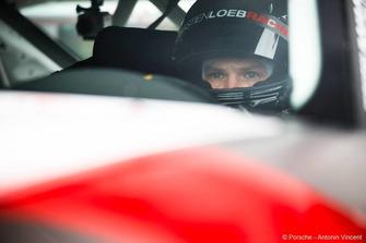 Valentin HASSE-CLOT #27, Sébastien Loeb Racing - Porsche Carrera Cup France à Magny-Cours, du 6 au 9 septembre 2018. Photo : Antonin Vincent.