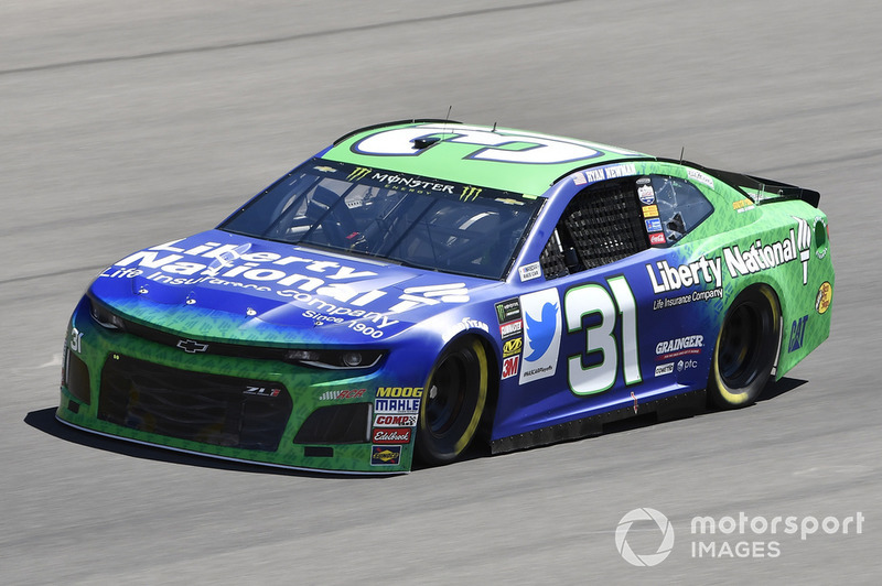 22. Ryan Newman, Richard Childress Racing, Chevrolet Camaro Liberty National