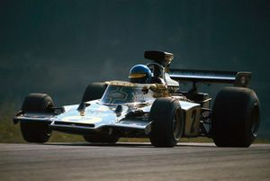 Ронни Петерсон, Lotus 72D Ford
