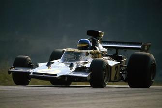 Ronnie Peterson, Lotus 72D