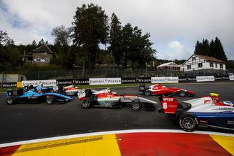 Simo Laaksonen, Campos Racing, Tatiana Calderon, Jenzer Motorsport