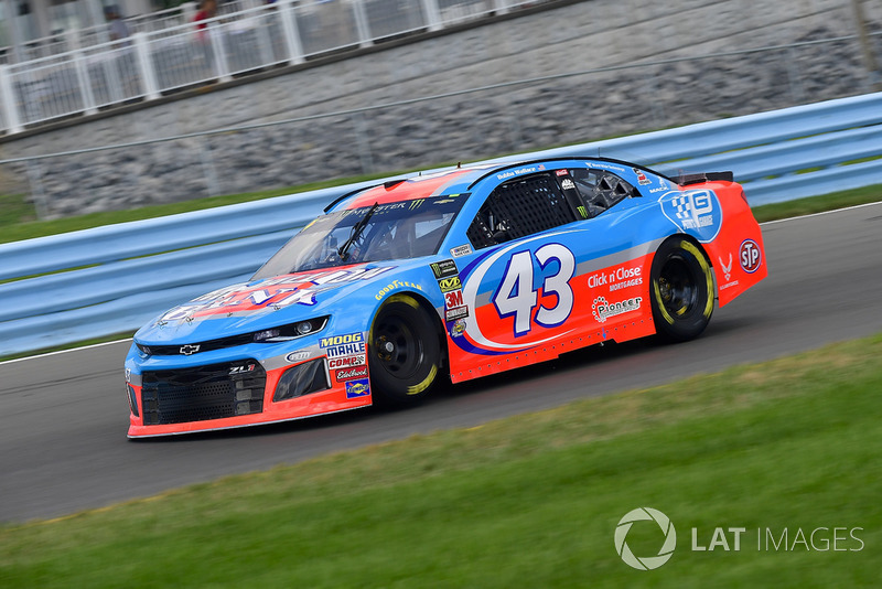 29. Darrell Wallace Jr., Richard Petty Motorsports, Chevrolet Camaro Medallion Bank / Petty's Garage