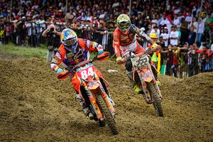 Jeffrey Herlings en Tony Cairoli, KTM Factory Racing