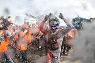 Jeffrey Herlings, Red Bull KTM Factory Racing, viert zijn wereldtitel