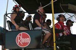Ryan Preece, Joe Gibbs Racing, Toyota Camry Rheem guests