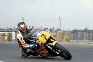 Barry Sheene, Team Heron, Suzuki RG500