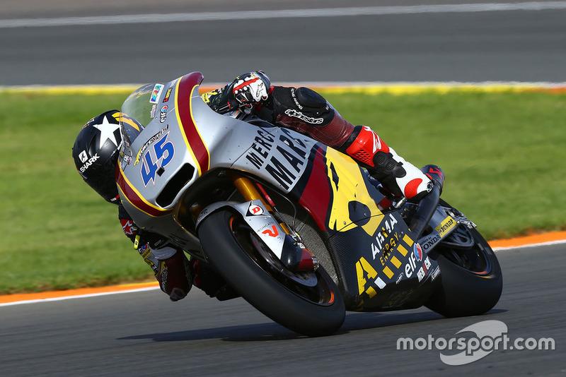 Moto2 Valencia 2013