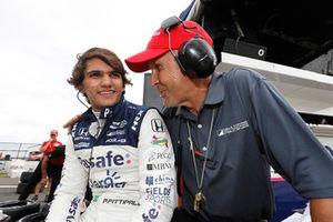 Pietro Fittipaldi, Dale Coyne Racing Honda, Kenny Szymanski