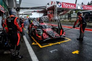 #1 Rebellion Racing Rebellion R-13: Neel Jani, André Lotterer, Bruno Senna