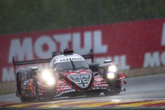 #3 Rebellion Racing Rebellion R-13: Nathanae?l Berthon, Gustavo Menezes, Thomas Laurent