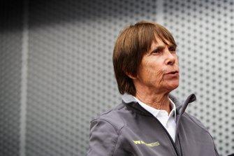 Divina Galica, ancienne pilote de Formule 1