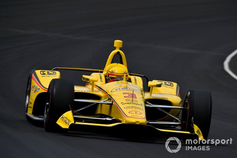 12. Helio Castroneves, Team Penske Chevrolet