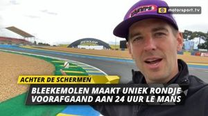 Jeroen Bleekemolen Le Mans video