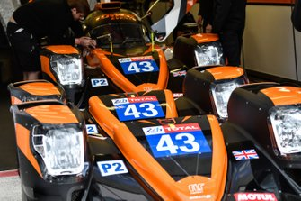 #43 RLR M Sport / Tower Events Oreca 07 Gibson