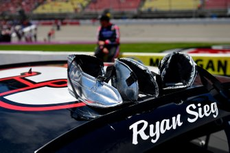 Ryan Sieg, RSS Racing, Chevrolet Camaro Night Owl Contractors