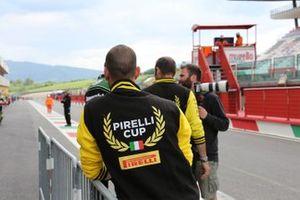 Staff Pirelli Cup