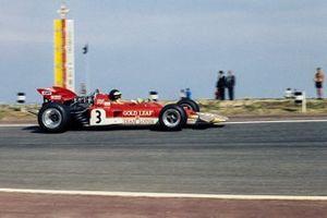 Йохен Риндт, Lotus 72 Ford