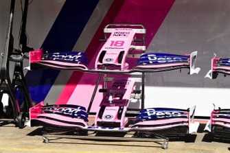 Racing Point RP19 front wing
