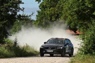 Rajd Polski 2019, Volvo V80 CC