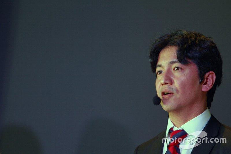 Нішино Кейсуке, генеральний директор Mitsubishi Motors в Україні