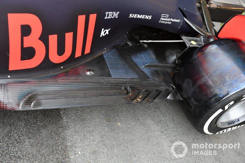 Red Bull Racing RB15 teknik detay