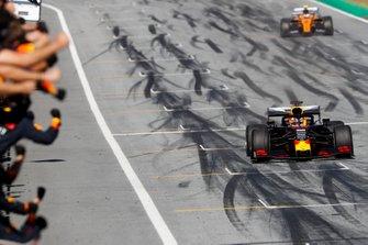 Winnaar Max Verstappen, Red Bull Racing RB15
