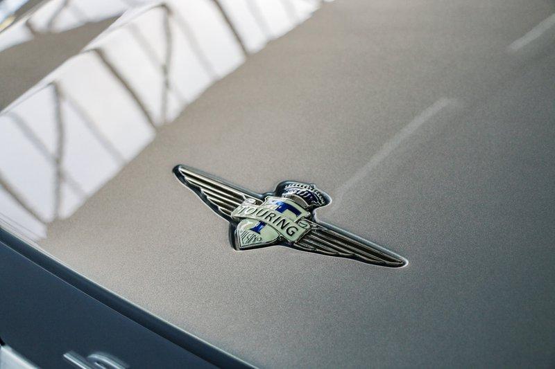 Touring Sciàdipersia Cabriolet, logotipo