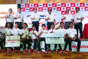 Honda NSF 250R riders