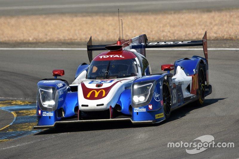 #23 Panis-Barthez Competition Ligier JSP217 Gibson: Julien Canal, Will Stevens, Rene Binder