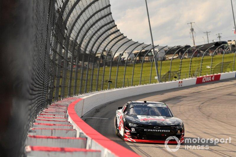 Joe Graf Jr., Richard Childress Racing, Chevrolet Camaro Eat, Sleep, Race