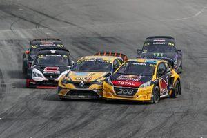 Anton Marklund, GC Competition, Kevin Hansen, Team Hansen MJP