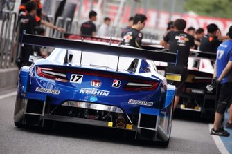 #17 Keihin Real Racing Honda NSX-GT