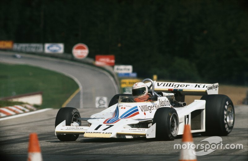 1977 Alan Jones, Shadow