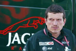 Guenther Steiner, Jaguar technisch directeur