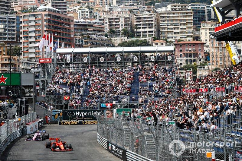 15: Charles Leclerc, Ferrari SF90, 1'12.149