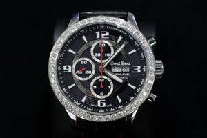 Coca-Cola 600 winner's watch