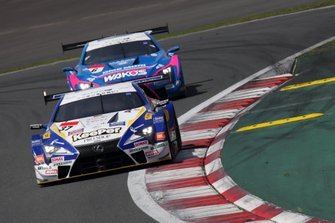 #37 Team Tom's Lexus LC500: Ryo Hirakawa, Nick Cassidy